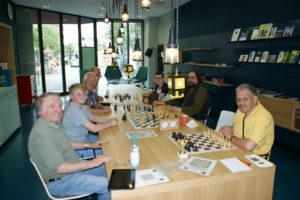 Landesfinale Schach 2018