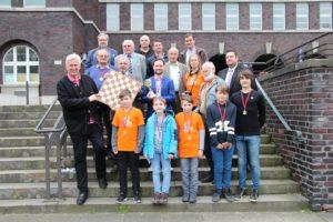 Stadtmeisterschaft der weiterführenden Schulen 2019